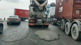 İstanbul'da beton mikseri rezilliği
