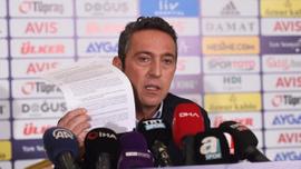 Fenerbahçe'den limit artırımı açıklaması