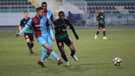 Trabzonspor kupada penaltılarla turladı
