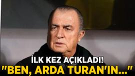 Fatih Terim'den son dakika Arda Turan açıklaması