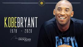 Cumhurbaşkanı Erdoğan'dan Kobe Bryant paylaşımı