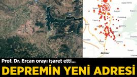 Prof. Dr. Ercan açıkladı! Depremin yeni adresi