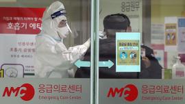 Güney Kore'de 92 asker koronavirüs şüphesiyle karantinay