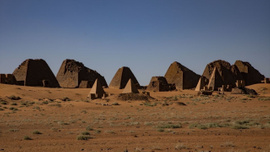 Sudan'da çölün ortasındaki saklı hazine meraklılarını bekliyor