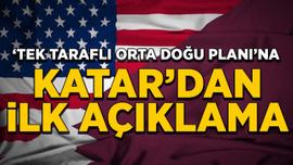 Skandal karar sonrası Katar'dan açıklama