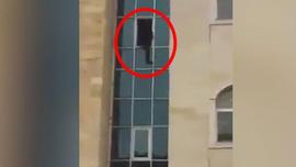 4 çocuk babası, kaymakamlık binasında intihar etti!