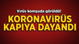 Koronavirüs kapıya dayandı! Virüs İran'da görüldü