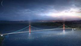 Çanakkale Köprüsü'nde çalışmalar hızlandı!
