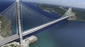 Yavuz Sultan Selim Köprüsü'ne hızlı tren!
