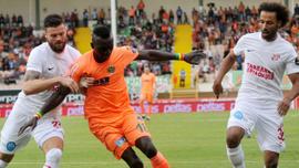 Antalyaspor-Alanyaspor maçının saati değişti