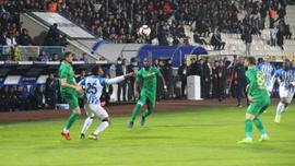 Ateş hattındaki kritik maçta kazanan Erzurumspor