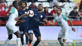 Açılış maçında gülen taraf Bursaspor