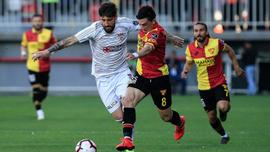 İzmir'de 6 gollü nefes kesen maç