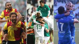 Göztepe, Bursaspor ve BB Erzurumspor ligde nasıl kalır?