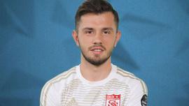 Sivassporlu Emre Kılınç, sezonu kapattı