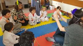 Minik öğrenciler ODTÜ'de bilim ve sanatla buluştu