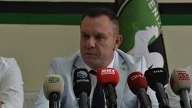 Denizlispor Başkanı Ali Çetin'den transfer müjdesi