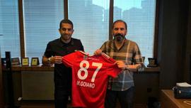 Marcelo Goiano, Demir Grup Sivasspor'da