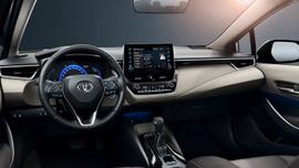 2019 Toyota Corolla Hybrid premium tasarımı ile büyük ilgi yakaladı