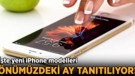 Yeni iPhone modellerinin ismi ortaya çıktı!