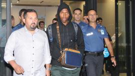 Daniel Sturridge, İstanbul'a geldi