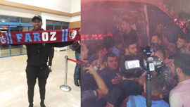 İngiliz golcü Daniel Sturridge, Trabzon'da