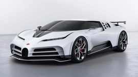 Bugatti'den 110. yılına özel model: Bugatti Centodieci