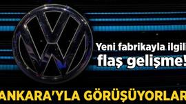 Volkswagen Ankara ile taşıt vergilerini görüşüyor!