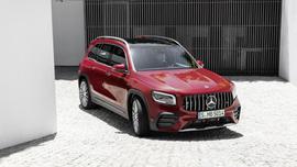 Yeni Mercedes-AMG GLB 35 tanıtıldı