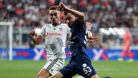 Beşiktaş evinde Çaykur Rizespor'a takıldı