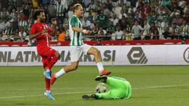 Konyaspor ile Antalyaspor puanları paylaştı