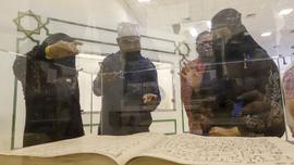 Ecdat yadigarları Mekke Müzesi'nde