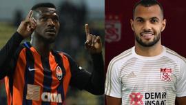Gazişehir Gaziantep ve Sivasspor'dan transfer