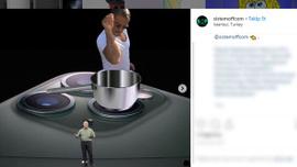 Apple'ın yeni kamera dizaynı mizahşörlerden kaçamadı