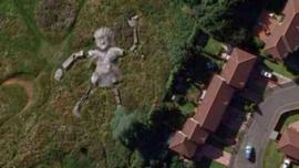 Drone'lar kimsenin daha önce görmediği fotoğrafları çekiyor
