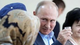 Putin, Dağıstan'daki katliamlar için votka içti