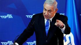 Netanyahu'dan skandal seçim vaadi daha