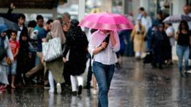 Meteorolojiden gürültülü sağanak uyarısı