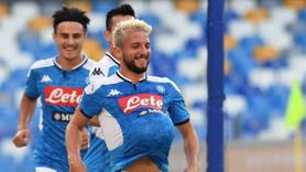 Dev maçı Napoli kazandı!