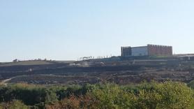 Riva'da inşaat devam ediyor