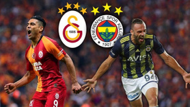 Fenerbahçe ve Galatasaray 11'i (Muhtemel)