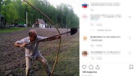 Bu insanlar sadece Rusya'da