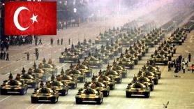 Ortadoğu'nun en güçlü orduları!Amerikan sitesine göre....