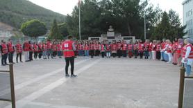 Kızılay'dan Barış Pınarı Harekatı'na destek