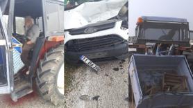Bilecik'te trafik kazasında 1 kişi hayatını kaybetti