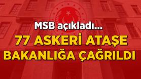 MSB'den askeri ataşelere bilgilendirme