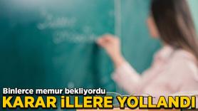 MEB duyurdu! Sözleşmeli öğretmenlerle ilgili flaş karar…