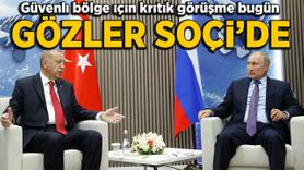 Suriye için Rusya'da kritik görüşme bugün