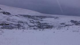 Kar erken düştü! 'Kış çok fena geçecek'