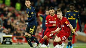 10 gollü tarihi maç! (Liverpool-Arsenal)